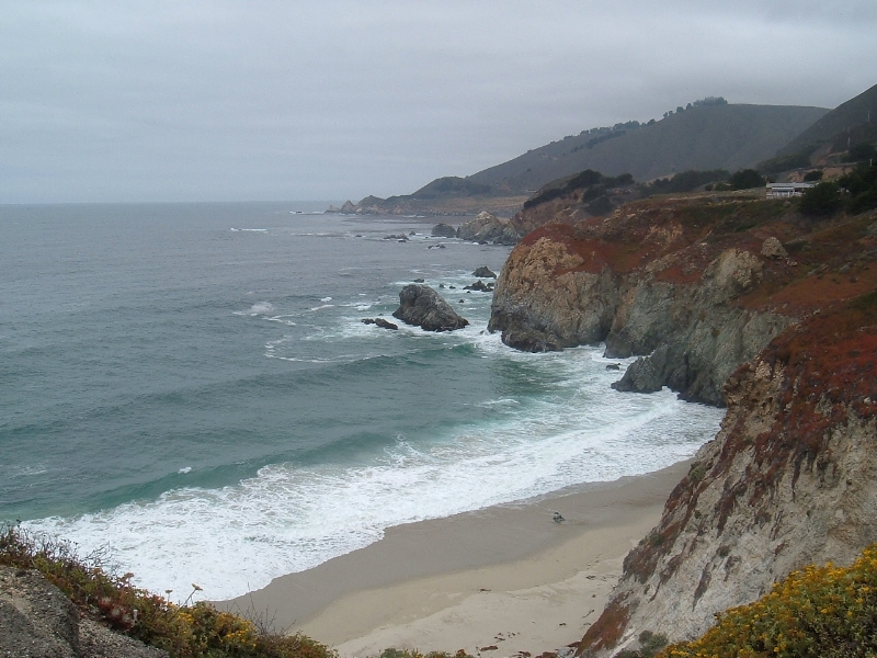 Pacific Coast Highway - The drive to Los Angeles